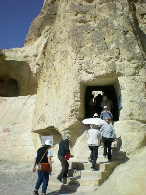 6月30日(月)トルコ旅行⑤午後のカッパドキア_f0060461_21251823.jpg
