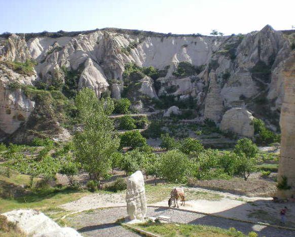 6月30日(月)トルコ旅行⑤午後のカッパドキア_f0060461_2142855.jpg