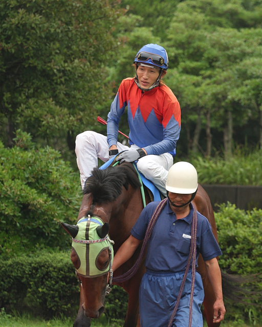2008年6月29日(日) 高知競馬 4R_a0077663_18383951.jpg