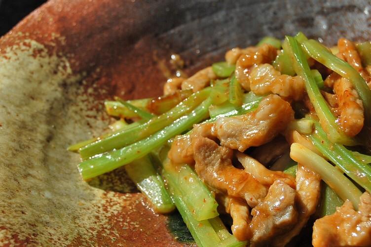 野菜 豆板 炒め 醤