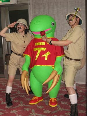 ●恐竜と隣人のポルカ 広島公演_a0033733_18365219.jpg