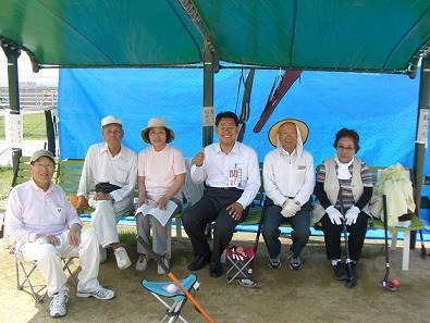 グラウンドゴルフ大会_f0058258_10423193.jpg