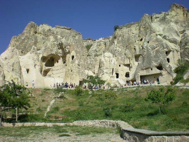 6月30日(月)トルコ旅行⑤午後のカッパドキア_f0060461_13562540.jpg