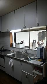 キッチン扉取替え工事_b0120583_1504114.jpg