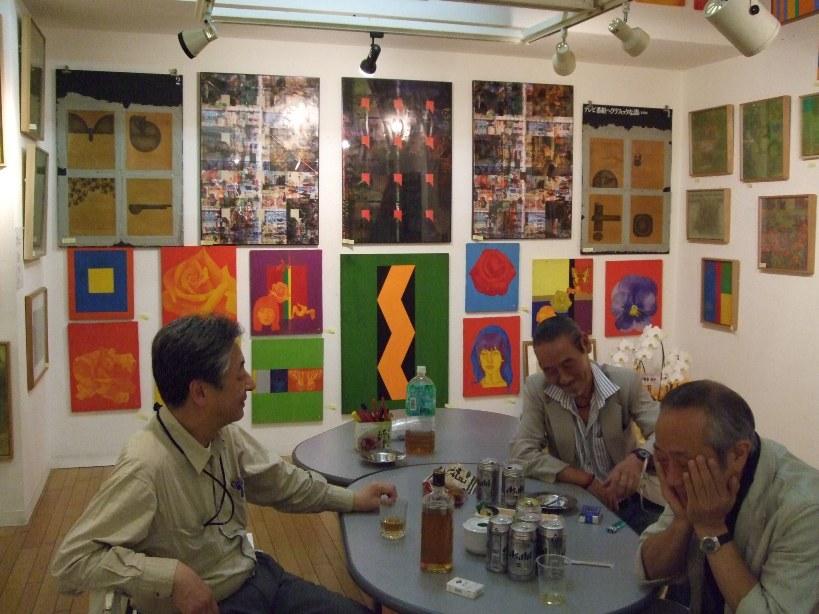 680) たぴお 「竹田博・遺作展」 6月30日(月)~7月12日(土)  _f0126829_1950813.jpg