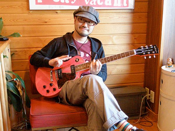 「ギタリスト・石成さん」と「Soapbar Special #005」。_e0053731_1064829.jpg