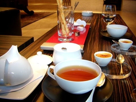 日本橋 「レストラン サン パウ」 でランチ (後編)_a0039199_2385479.jpg