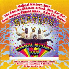 The Beatles / Magical Mystery Tour (CD)_d0102724_0312795.jpg