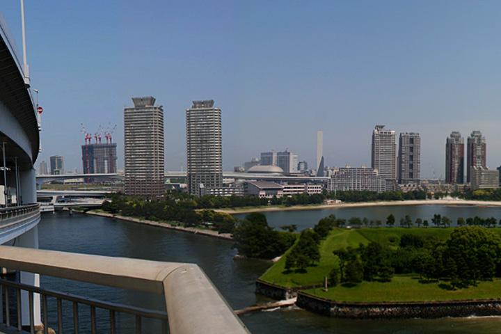 Odaiba 360° Panorama View from Rainbowbridge_c0000587_1283024.jpg