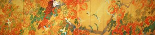 絢爛の花鳥画家 石崎光瑤没後60年展 @南砺市立福光美術館_b0044404_15583710.jpg