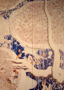 絢爛の花鳥画家 石崎光瑤没後60年展 @南砺市立福光美術館_b0044404_1640618.jpg