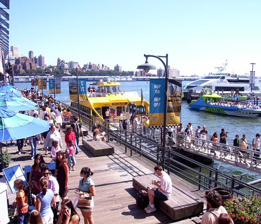 子連れニューヨーク観光スポット South Street Seaport_b0007805_13491593.jpg