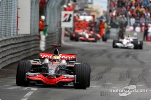 F1】2008年Rd.6 モナコGP 結果 :...