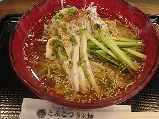 とんこつらぁ麺 CHABUTON 恵比寿東口店 _c0025217_8352789.jpg