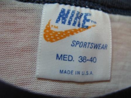 7月6日(日)入荷!70年代ビンテージ 4連 NIKE  Tシャツ_c0144020_19132574.jpg