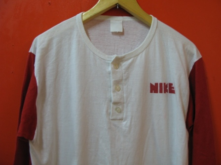 7月6日(日)入荷!70年代ビンテージ 4連 NIKE  Tシャツ_c0144020_19143839.jpg