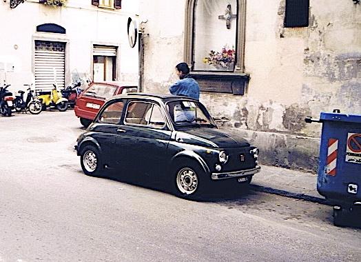 昔撮った写真 イタリア no3 ローマ_f0165030_13275234.jpg