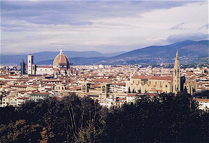 昔撮った写真 イタリア no2 フィレンツェ-ピサ-サンジミアーノ_f0165030_85867.jpg