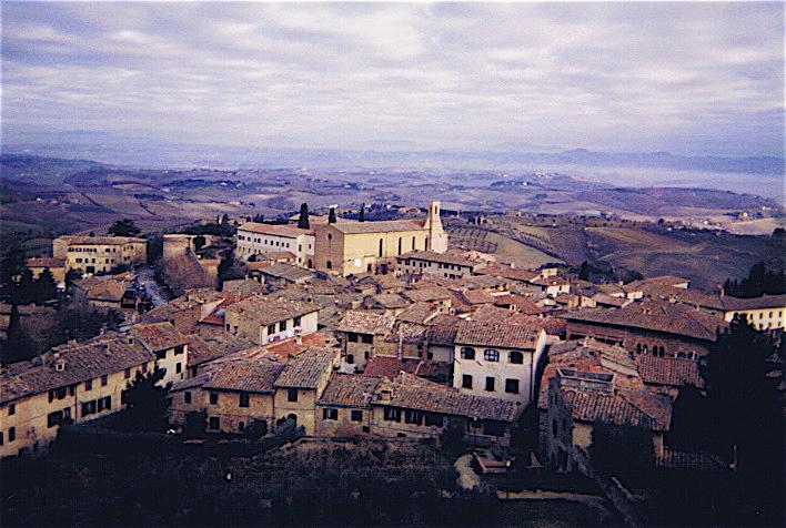 昔撮った写真 イタリア no2 フィレンツェ-ピサ-サンジミアーノ_f0165030_910043.jpg