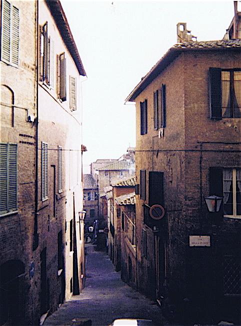 昔撮った写真 イタリア no2 フィレンツェ-ピサ-サンジミアーノ_f0165030_952252.jpg