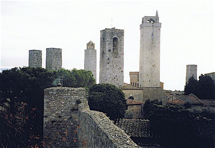 昔撮った写真 イタリア no2 フィレンツェ-ピサ-サンジミアーノ_f0165030_982620.jpg