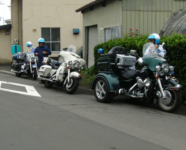 バイク ツリング : 【北の小京都 松前】 大橋 政義 写真展