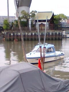 飛び込みで小型船舶免許_c0022820_22423046.jpg