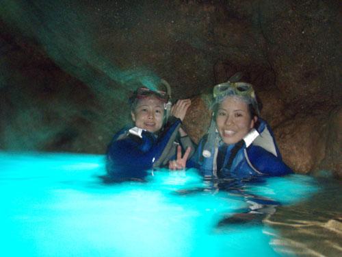 7月6日青の洞窟の一日でした。_c0070933_22525570.jpg