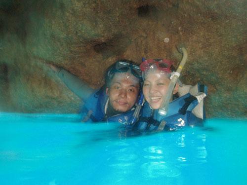 7月6日青の洞窟の一日でした。_c0070933_22532346.jpg