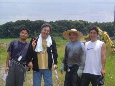 7月6日「せせらぎ農園」訪問_e0007558_21262621.jpg