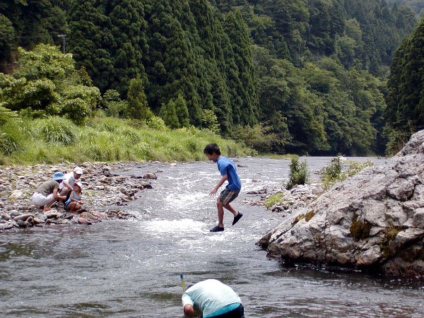 川ガキ参上!_c0057390_22412717.jpg
