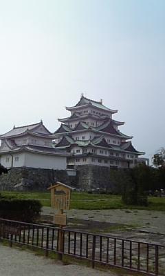 名古屋城に熱田神宮_c0103712_1830168.jpg