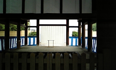 名古屋城に熱田神宮_c0103712_1832589.jpg