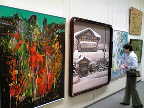 県美術展覧会(県展)_f0081443_20482947.jpg