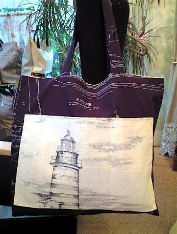 2008 マリンコレクションのバッグがまたできました!_c0157866_20321439.jpg