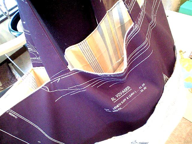 2008 マリンコレクションのバッグがまたできました!_c0157866_20365046.jpg