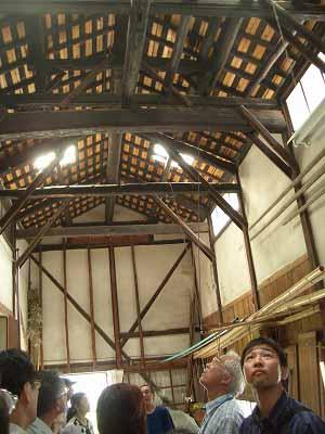まちの駅の視察で焼津市・岡部町へ_f0141310_23474477.jpg