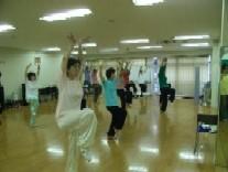 健身気功研修会・五禽戯_b0134026_11433586.jpg