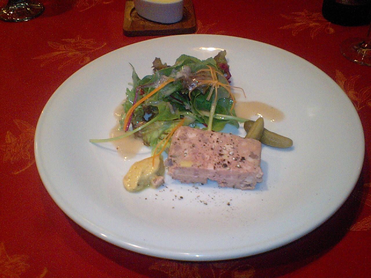 んまいもんシリーズ フランス料理編_f0128542_101723.jpg