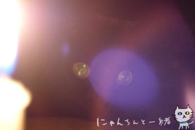 キャンドルナイト最終日_e0031853_1952348.jpg