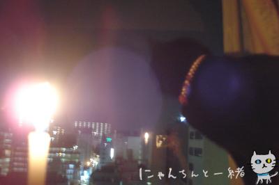 キャンドルナイト最終日_e0031853_19542180.jpg