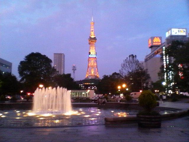 札幌大通公園_f0002755_19344260.jpg
