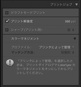 Lightroomから直接プリントする場合は、「モノクロ写真」ドライバは使えない。_f0077521_1858205.jpg