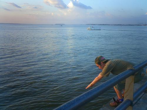 ☆アマゾン川は 川というより海にしか見えなかった。_b0032617_1553237.jpg