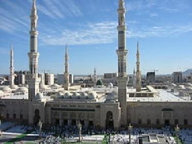 サウジアラビア (33) メディナと預言者モスク_c0011649_1327549.jpg