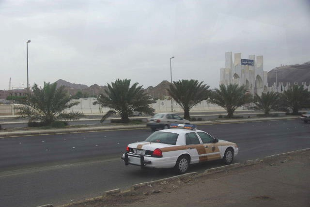 サウジアラビア (33) メディナと預言者モスク_c0011649_148399.jpg