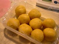 卵多め生地で、ミニ食パン・テーブルロール・メロンパン_c0110869_21431596.jpg