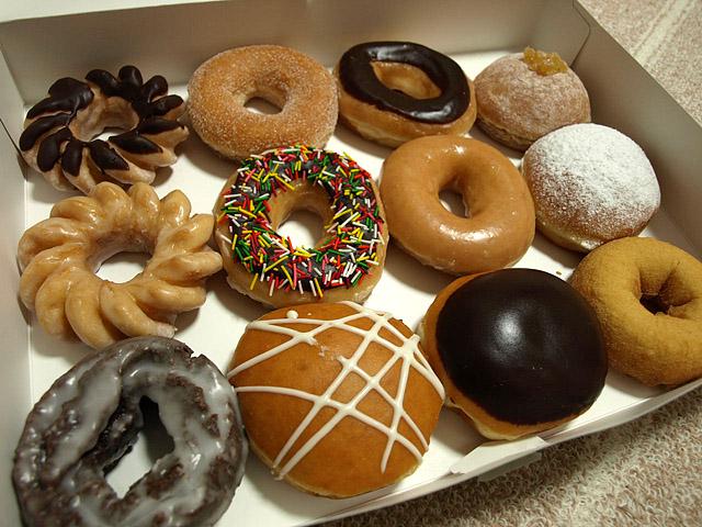 Krispy Kreme Doughnuts (船橋ららぽーとTOKYO-BAY店) _b0006870_2134766.jpg