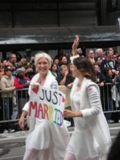 Gay Pride Parade  ゲイパレード_c0097611_1448466.jpg