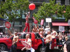 Gay Pride Parade  ゲイパレード_c0097611_14493047.jpg